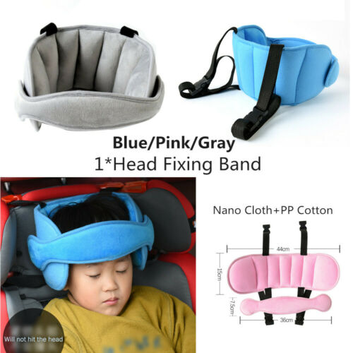 Baby Car Seat Safety Headrest Pillow Healthy Sleeping Head Support Pad For Kids