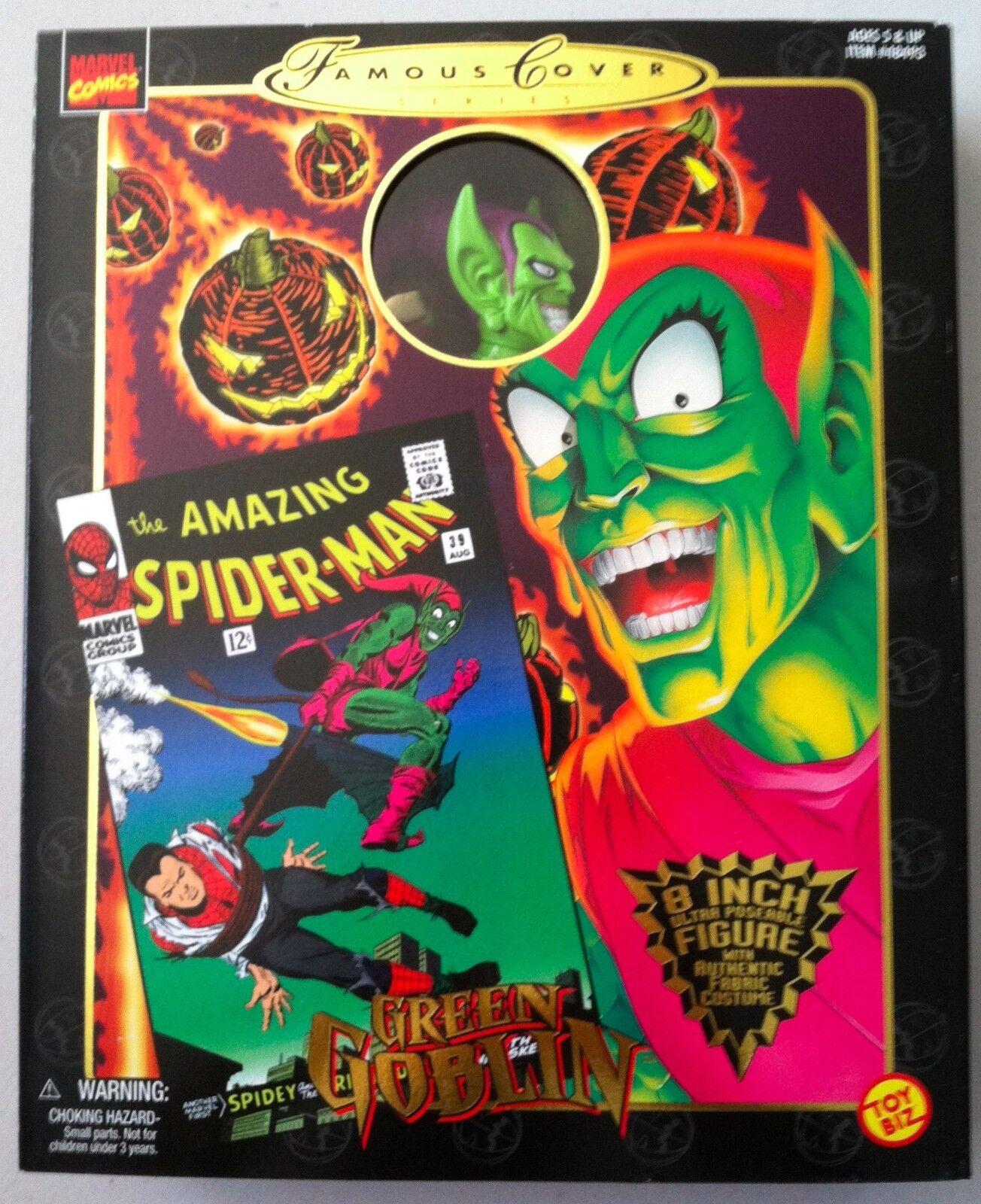 Marvel Universe Legends Retro Style GREEN GOBLIN Action Figure BRAND NEW