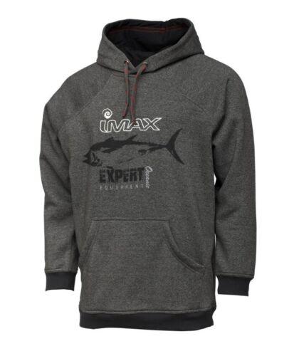 XL Imax Expert Hoodie Kapuzenpullover Pullover L XXL Angelpulli