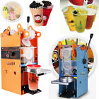 220V 270W Electric Automatic Tea Cup Sealer Sealing Machine Bubble 300-500Cups/h