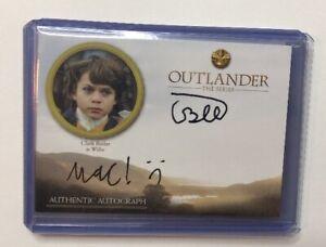 2018-19-Cryptozoic-Outlander-Season-3-Auto-Autograph-Clark-Butler-As-Willie