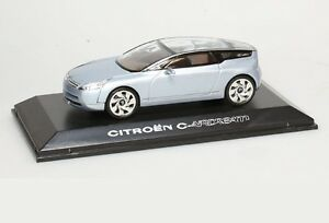 Coches-Concept-Car-IXO-Diecast-1-43-CITROEN-C-AIRDREAM-NEUF-EN-BOITE-CCC031