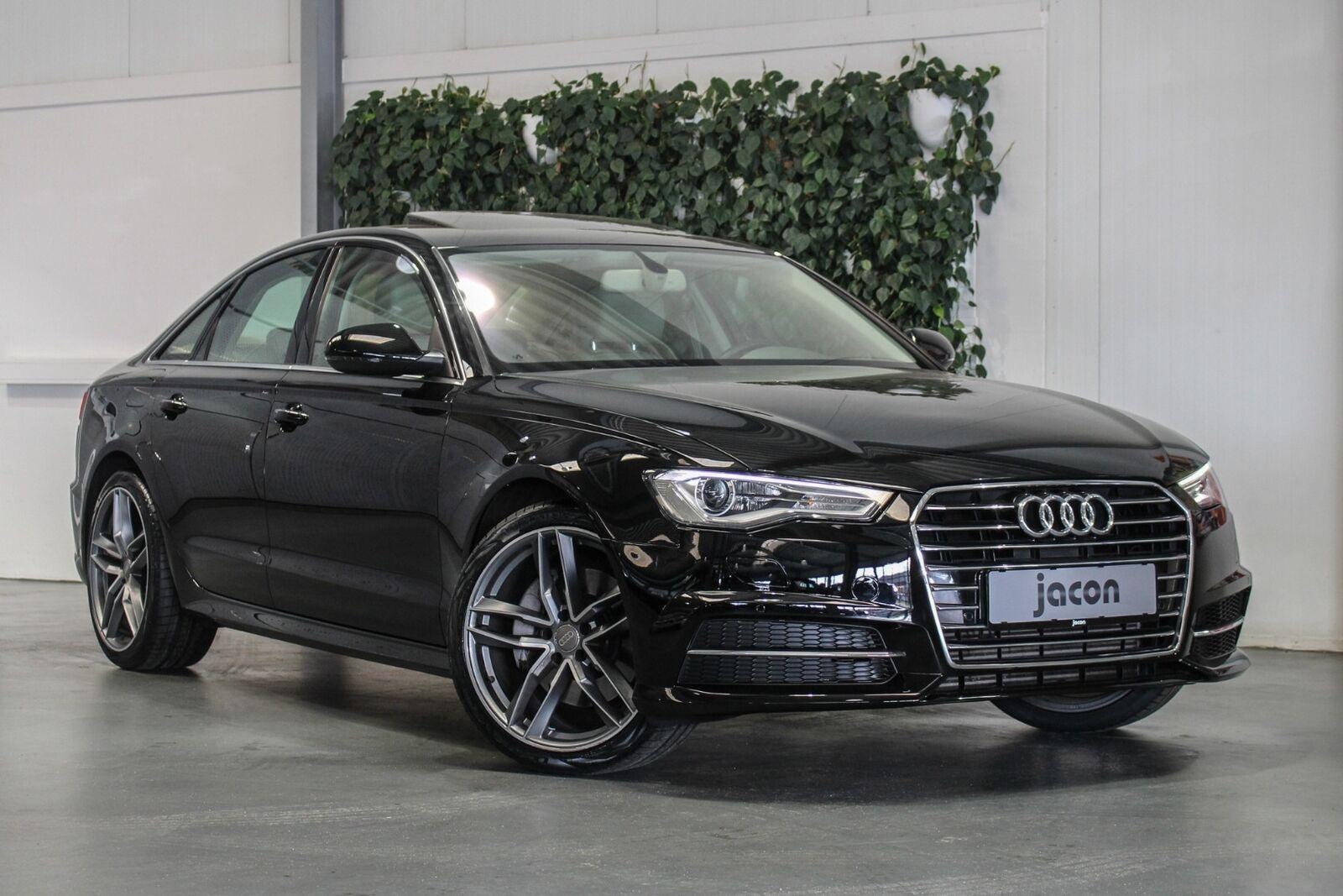 Audi A6 2,0 TFSi 252 S-tr. 4d - 319.900 kr.