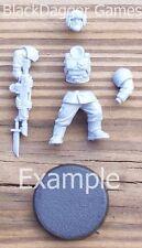 40K Imperial Guard  Cadian Trooper Single Figure Bits