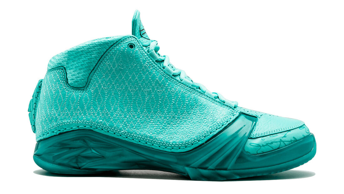 60ace7a729 Nike Air Jordan XX3 SoleFly QS size 11.5 Miami Marlins Teal 887230-332 23 x  2016 nebfld2411-Athletic Shoes