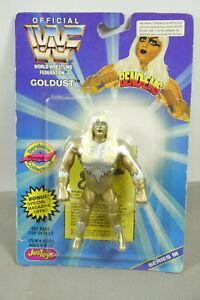 Wwe-Wrestling-Wwf-Bend-Elms-Serie-3-Goldust-Just-Toys-Nuevo-Emb-Orig-K84