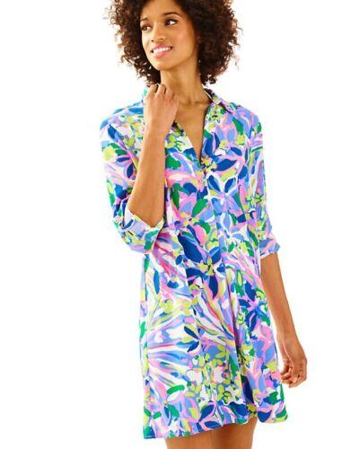 Lilly Pulitzer Womens Size XS Lillith Tunic Dress