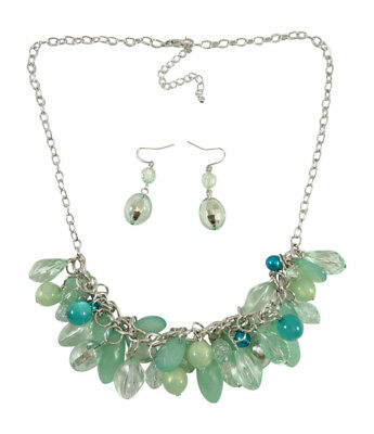 Fantastic Fun New Corked Bottle Necklace with Colorful Beads #N2486