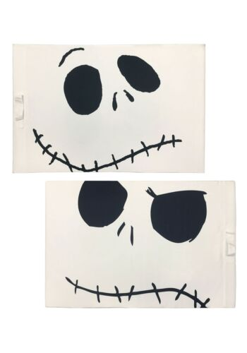 Nightmare Before Christmas Jack/'s Face 2-Pack Pillowcases