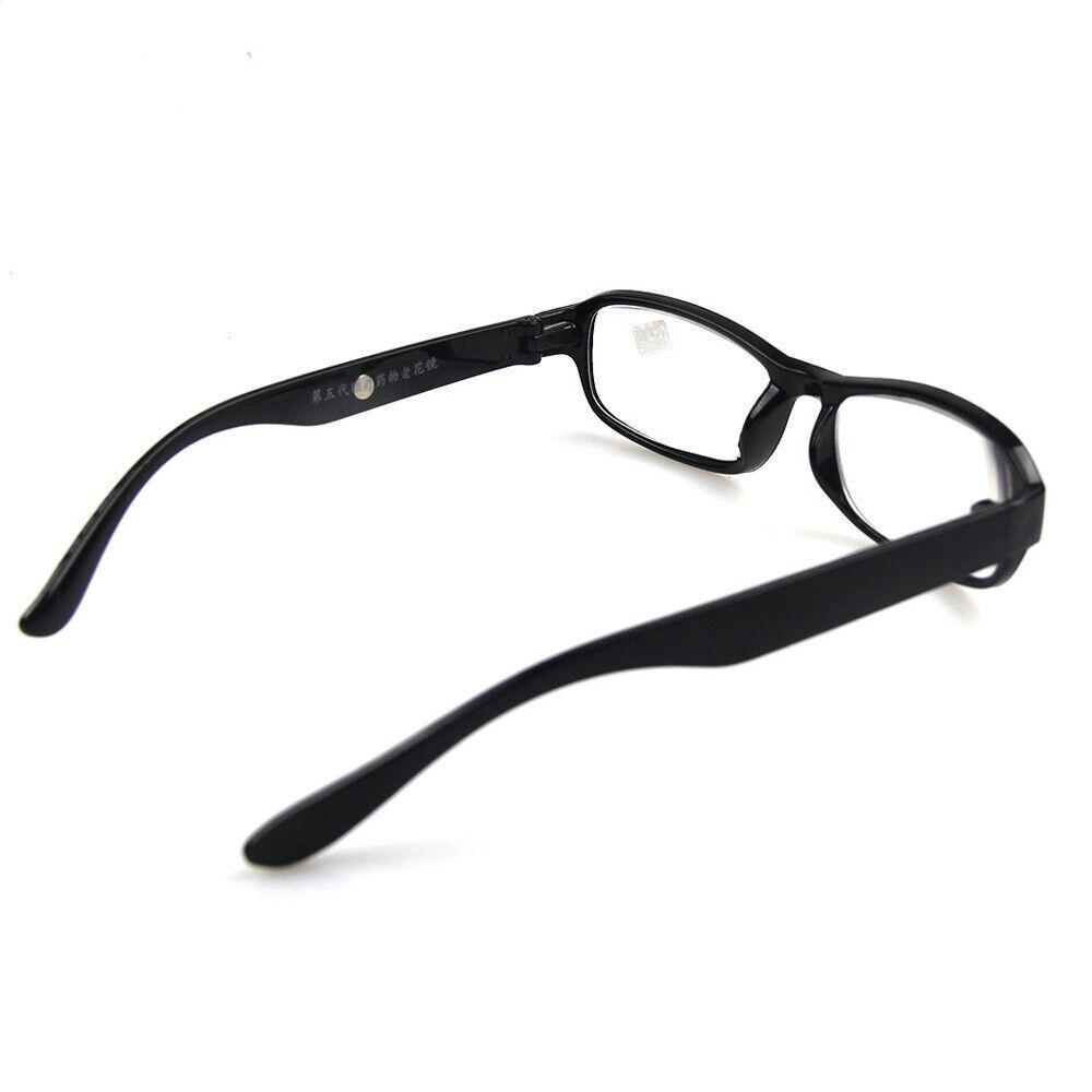 Lesebrillen Unisex Brille Lesen Sehhilfe Dioptrien wählbar 4.5 5.0 5.5 6.0