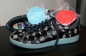 reputable site 80fa4 bfb7d Details about ADIDAS STAN SMITH Billionaire Boys Club BLACK AND BLUE  LEATHER LIMITED EDITION