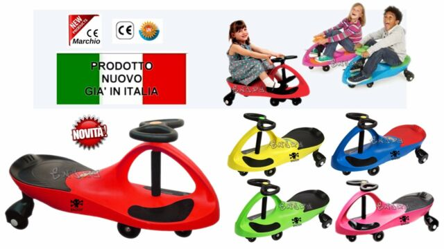 TRICYCLE GO KART CAR MACHINE RIDEABLE - WALKS WITHOUT MOTOR - BRAND CE