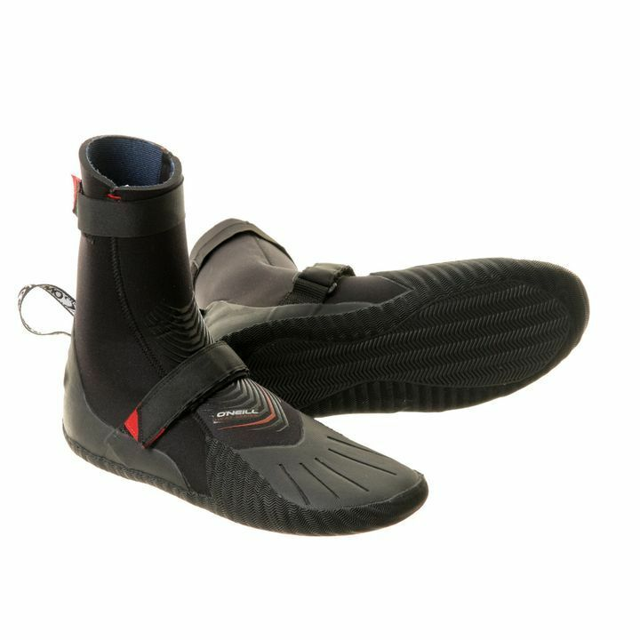 O'Neill Heat 5mm Round Toe Wetsuit Boots 2018