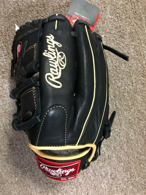 Rawlings 12'' GG Elite Series GGE1202PB Pitcher Baseball Glove -Right Hand Throw