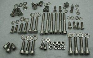 VW-Golf-Jetta-Mk2-8v-Stainless-steel-complete-engine-bolt-kit-over-80pcs