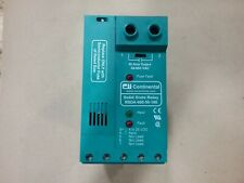 Continental Industries Solid state Relay RSAA-660-25-1D0 Several free shipping