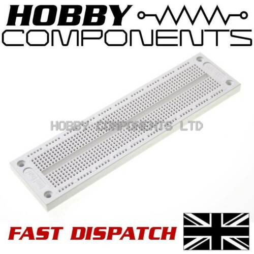 ** Hobby componenti UK ** BASETTA 700 Point Solderless PCB