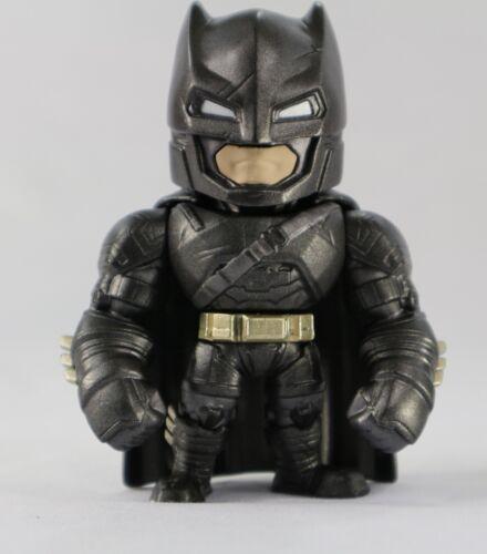 ARMORED BATMAN -BATMAN V. SUPERMANDC COMICS DIE-CAST ACTION FIGURE (M 4)BY