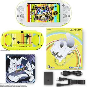 PS-Vita-Wi-Fi-Console-PERSONA-4-Dancing-All-Night-Premium-Crazy-Box-New-F-S