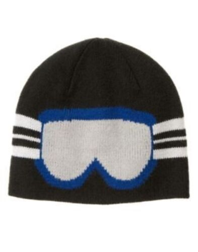 GYMBOREE SNOWBOARD LEGEND NAVY GOGGLES SWEATER BEANIE HAT 3 4 5 7 8 9 NWT-OT