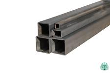 Quadratrohr Stahlrohr Hohlprofil Stahl Vierkantrohr dia 12x12x1.5 bis 45x45x3