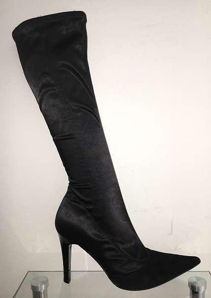 Mario cerutti señora botas talla  38 negro