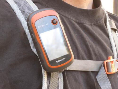 Garmin Etrex e trex Sac À Dos Clip Pièce De Rechange Utile Handy facilité d/'utilisation
