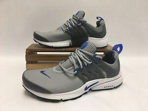 f0b8e51479a4 Nike Air Presto Essential Running Shoes Gray Blue White 848187-012 ...