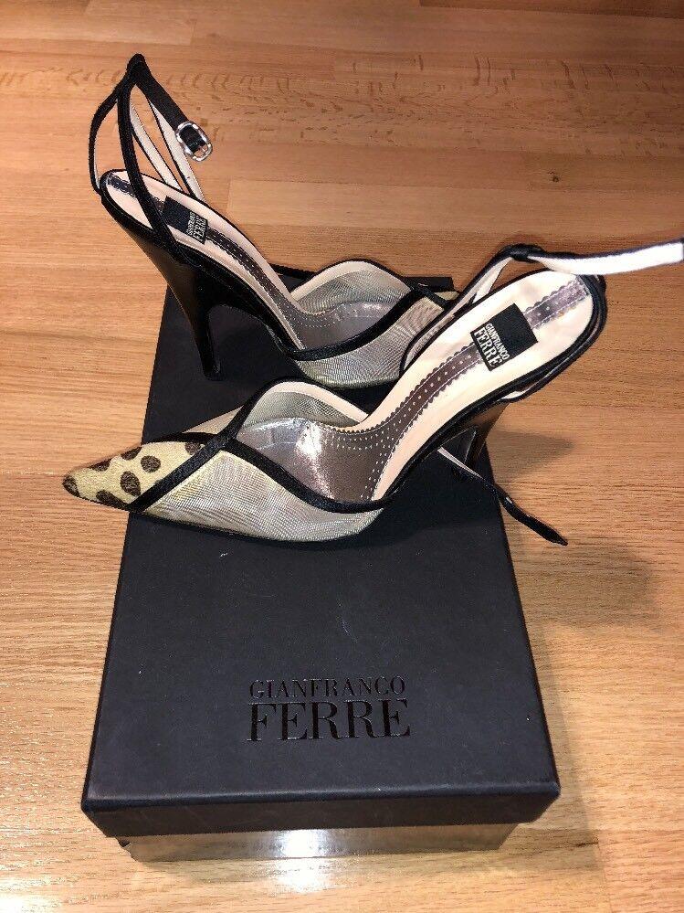 Gianfranco Ferre Designer shoes Size 37