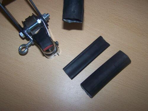 Zubehör Lastenanhänger Fahrrad Anhängekupplung Geräuschminimierungskit 2 x G