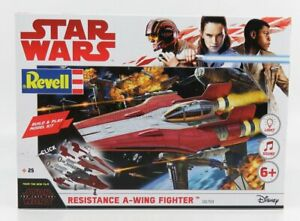 REVELL-KIT 1/44 STAR WARS | ASTRONAVE GUERRE STELLARI - RESISTANCE A-WING FIG...