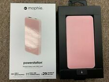 New Mophie Powerstation 8000 mAh Powerbank with USB-C and USB-A charging port