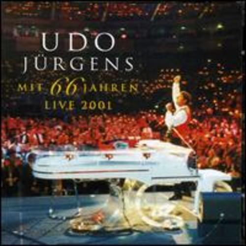 Udo Jurgens Mit 66 Jahren Live 2001 Cd For Sale Online Ebay