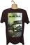 Mens-T-Shirt-Size-M-Red-Burgundy-Silverstone-Heritage-British-Grand-Prix-Top thumbnail 1