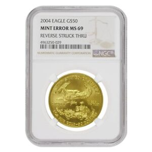 2004-1-oz-50-Gold-American-Eagle-NGC-MS-69-Mint-Error-Rev-Struck-Thru