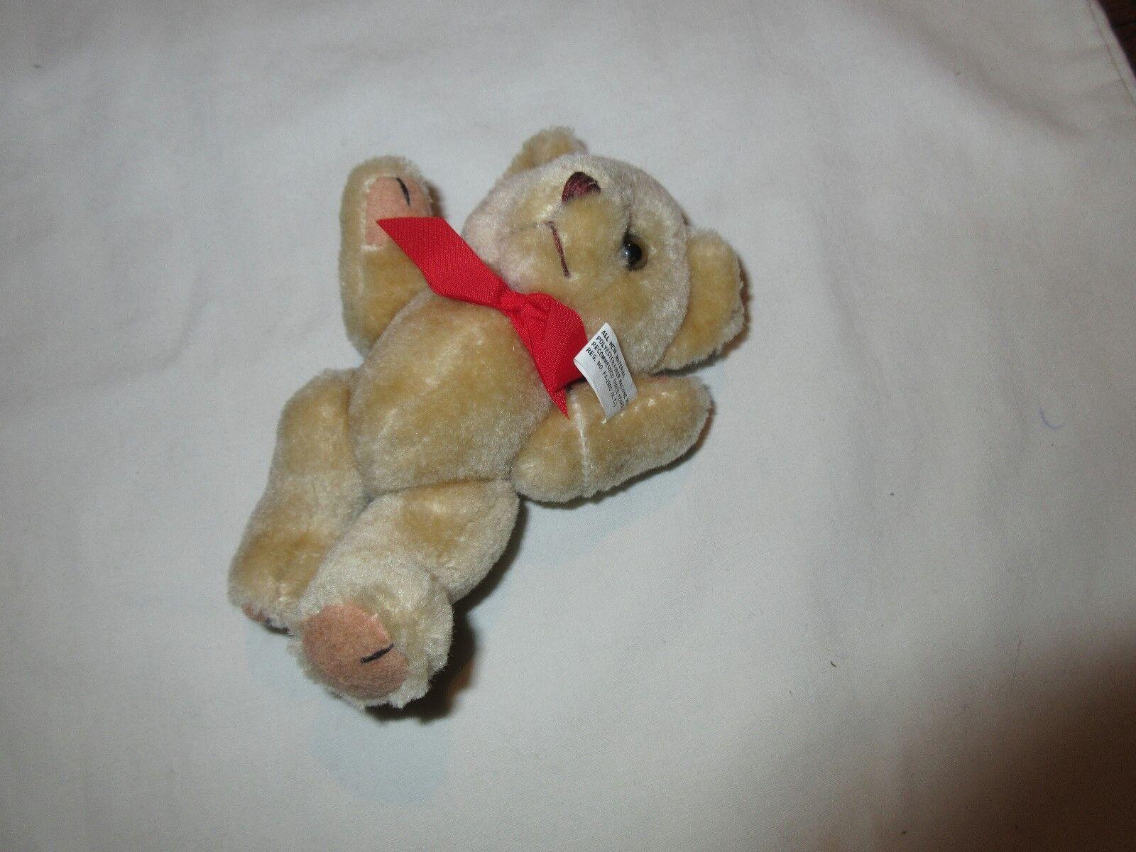 Stuffed Animal, Minitature Teddy Bear, 608802110820