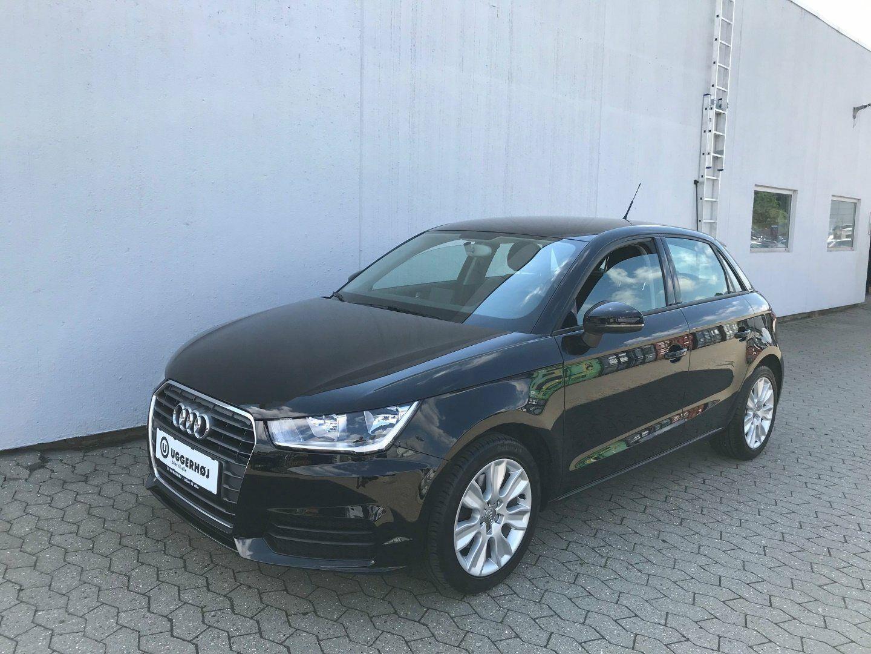 Audi A1 1,4 TFSi 125 SB 5d