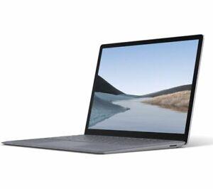 "MICROSOFT 13.5"" Surface Laptop 3 - Intel Core i5 128 GB SSD Platinum - Currys"