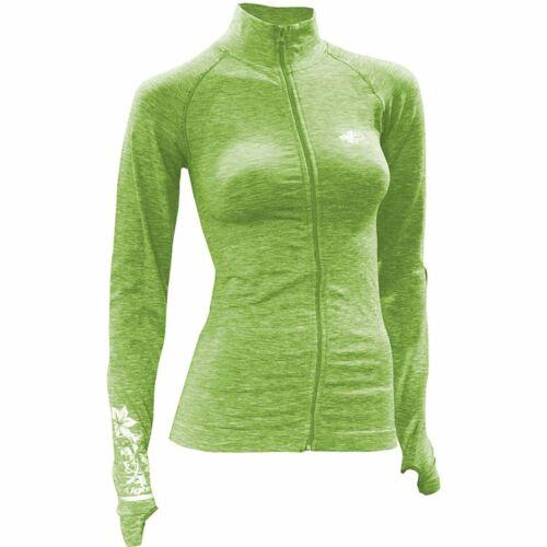 Raidlight Damen Yoga Athletic Jacke Fleecejacke Fleecepullover NEU