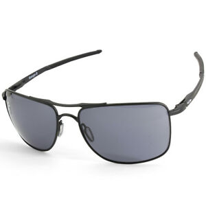 2d06c5009817 Oakley Gauge 8 L OO4124-01 Matte Black/Grey Men's Metal Lifestyle ...