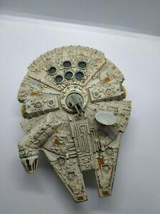 Star-Wars-Kenner-1979-Die-Cast-Metal-Model-Millennium-Falcon-Hawk-no-39210-Top