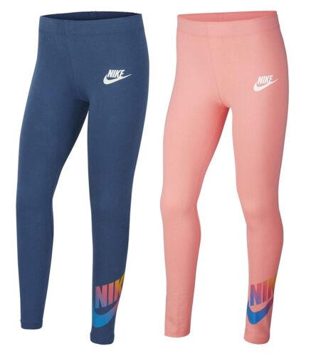 Nike Kinder Mädchen Sport Fitness Freizeit Leggings Favorites Tight CJ6946 NEU