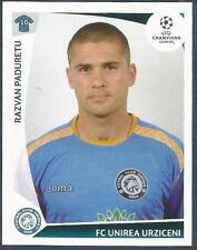 PANINI UEFA CHAMPIONS LEAGUE 2009-10- #474-UNIREA URZICENI-RAZVAN PADURETU