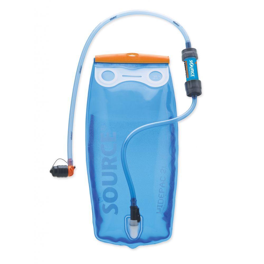 Source - Widepac mit Wasserfilter (Sawyer) - Trinksystem 2L