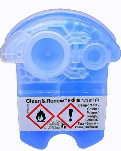 9 Braun Clean /& Renew Ersatzkartuschen Series 3 5 26,38€//L 7 10x CCR