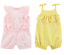 New-Carter-039-s-Baby-Girls-039-2-Pack-Romper-Set-Variety thumbnail 5