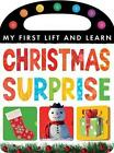 Christmas Surprise by Tiger Tales 9781589255777 Board Book 2014