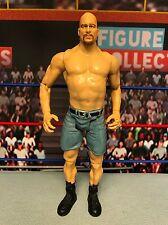 WWE Wrestling Jakks R3 R-3 Tech Series Stone Cold Steve Austin Figure