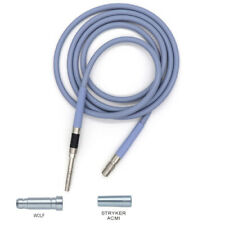 Surgery Fiber Optical Cable Endoscopy Light Source Fit For Storzwolf