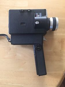 Details about Sankyo LXL-125 Super 8 Video Camera f=10 5-26mm 1:1 2 Japan